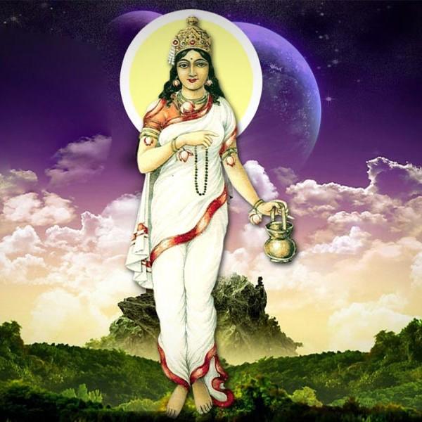 Goddess Brahamcharini