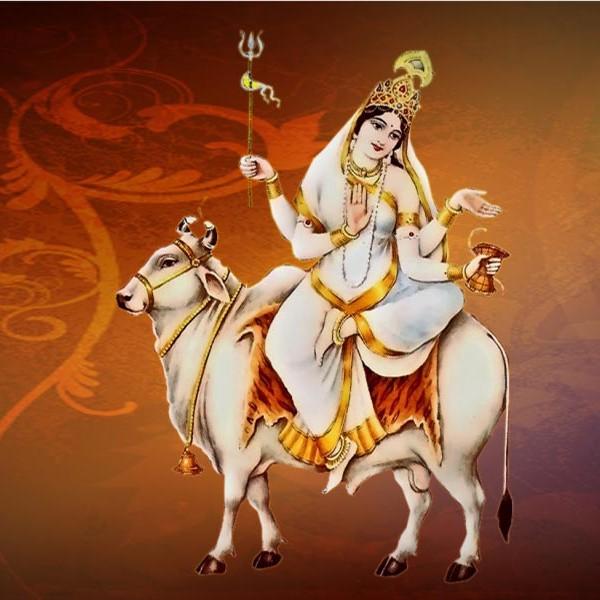 Goddess Maha Gauri