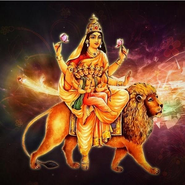 Goddess Skanda Mata