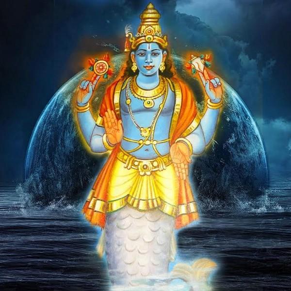 Matsya - Avatar of Lord Vishnu