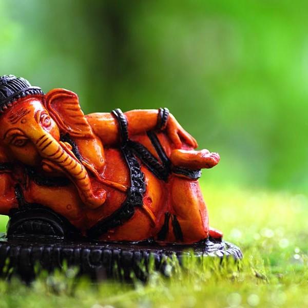 Ganesha - Head of the celestial armies