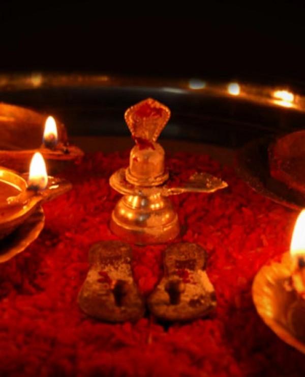 Shiva Puja