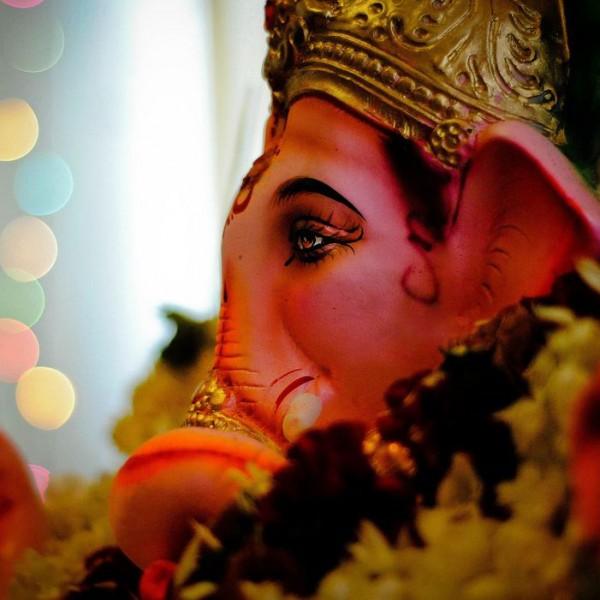 Ganesha Stories - Ganesha and the Moon
