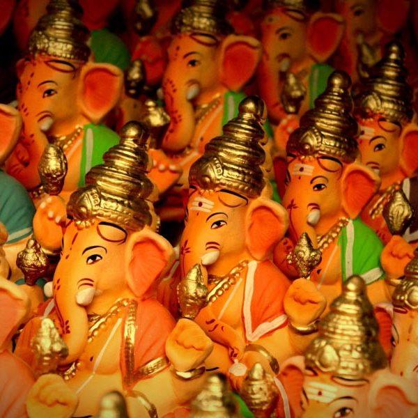 Shadu Idols - Eco Friendly Ganesha