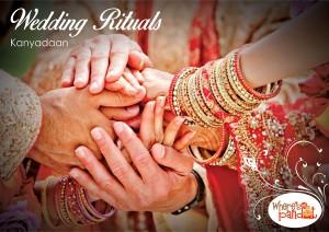 Kanyadaan - Giving Away the Bride