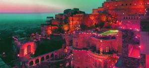 Exotic Wedding Destination - Neemrana Fort