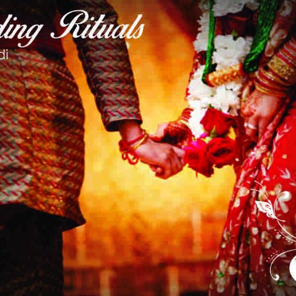 Importance of Saptapadi in Hindu Marriages