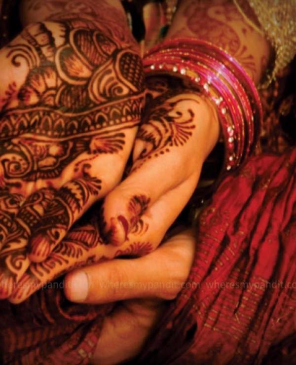 Pag Phere Ritual in Hindu Wedding