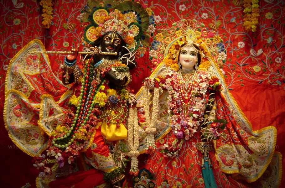 Krishna Janmashtami - Radha Krishna