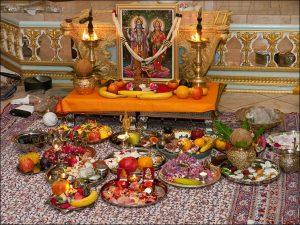 Krishna Janmashtami - Satyanarayan Puja