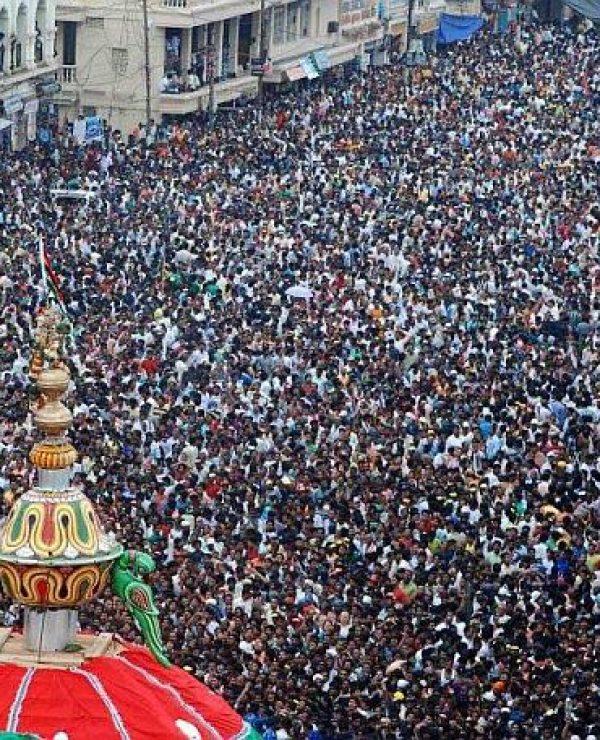 Jagannath Yatra Rituals